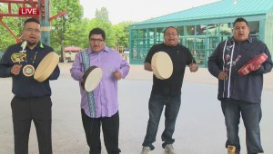 Round Dance takes over the Forks